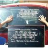 """Adesivi famiglia per auto: un modo per dire """"Noi"""""""