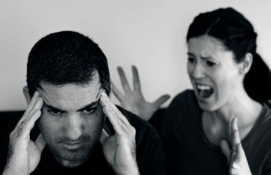 Le mogli nervose migliorano la salute del partner
