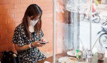 Come si diffonde il virus in un ristorante: video esperimento