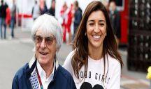 Bernie Ecclestone papà a 89 anni: nato il quarto figlio