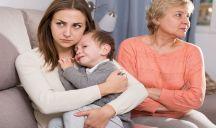 Mamma discute con la suocera: lo sfogo social