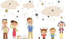 Covid contagio in famiglia: contagiosità interfamiliare del virus