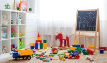 Troppi giocattoli fanno male ai bambini