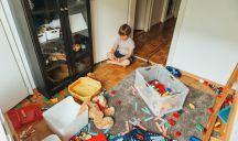 Come risparmiare soldi sui giocattoli: 3 giochi Montessori a costo zero