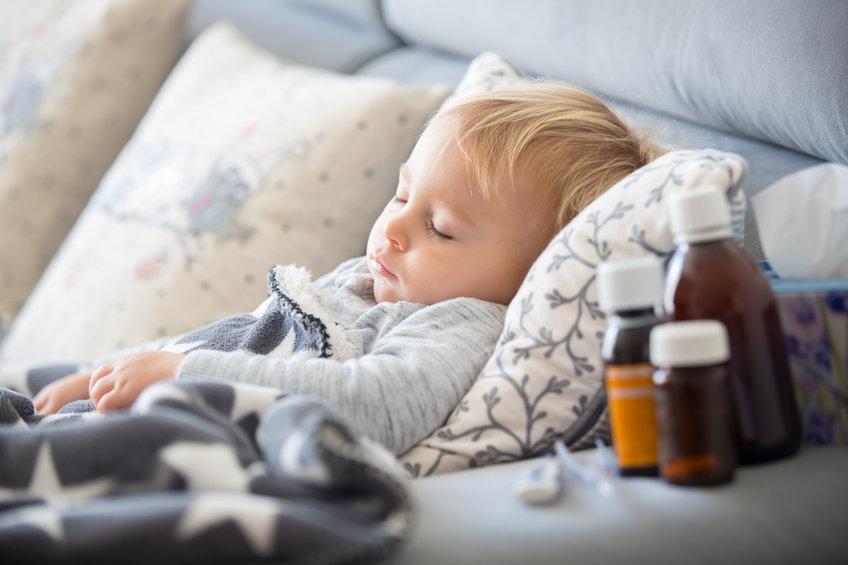 Bambini che si ammalano spesso
