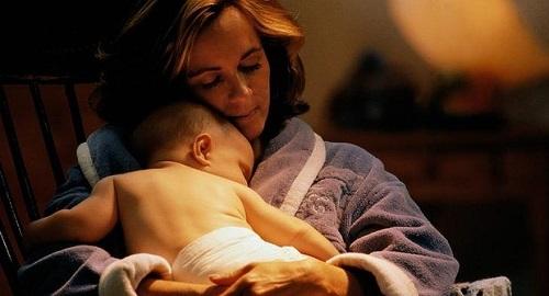 la percezione del tempo per una mamma