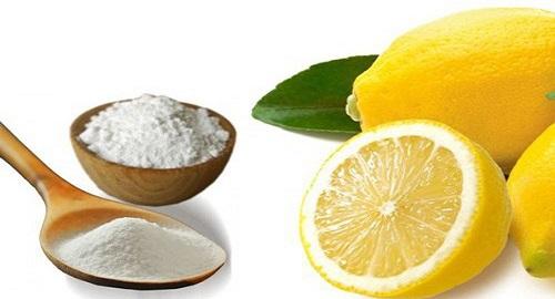 Bicarbonato e limone contro il cancro bufala