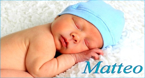 Cosa significa il nome matteo for Cosa significa matteo