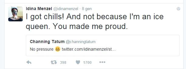 Channing Tatum Imita Elsa e Canta Let it Go: Video Esilarante