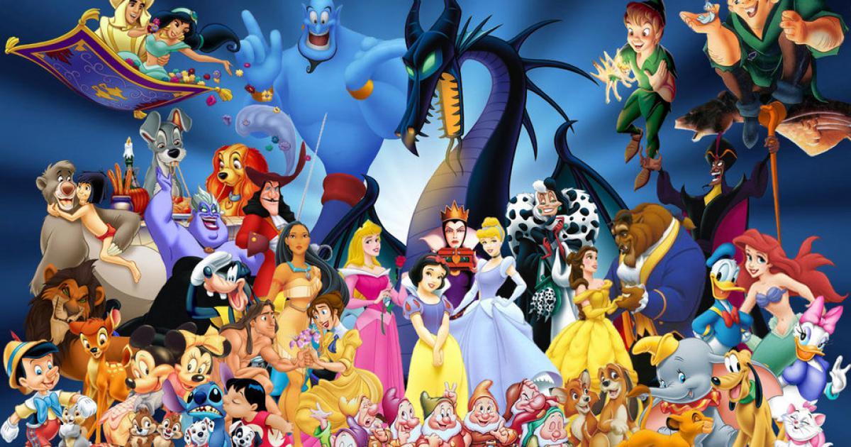 mamma laureata in film Disney
