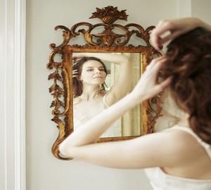 Mamma allo specchio