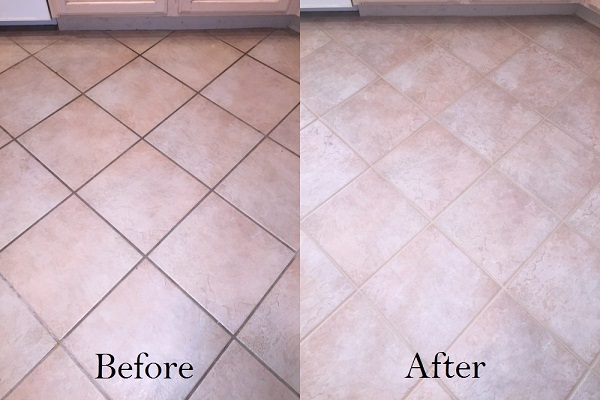 Pulire le fughe di piastrelle e pavimenti rimedi naturali for Pulire parquet