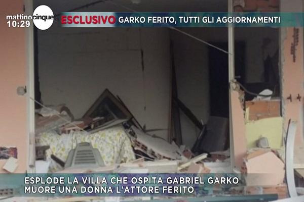 Gabriel Garko in Ospedale: Terribile Incidente (Video e Foto)