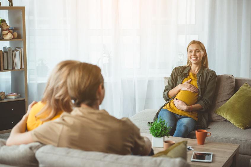 Utero in affitto o maternità surrogata.