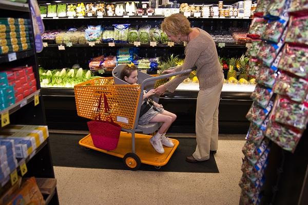Carrelli per Disabili: l'Invenzione di una Mamma (Video)
