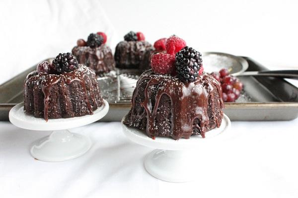 Tortino di Cioccolato con Cuore Morbido, Ricetta