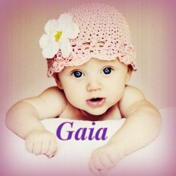 Cosa Significa Il Nome Gaia