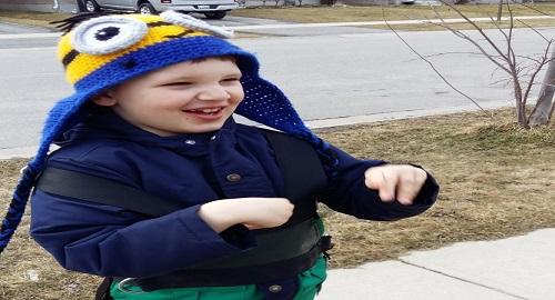 bambino autistico invitato ad una festa