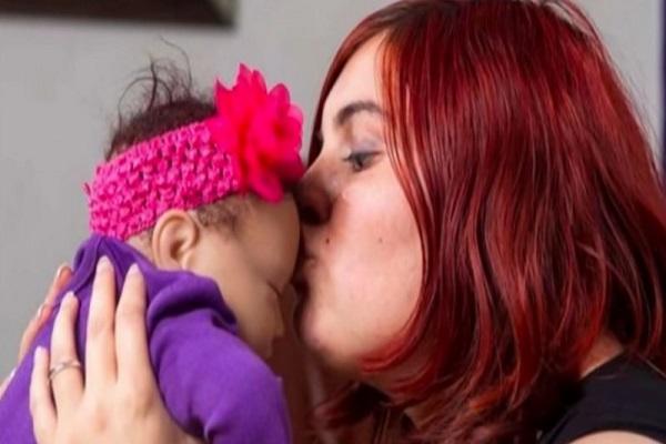 bambola di neonato dopo aborto