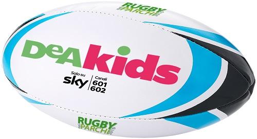 rugby nei parchi evento gratuito DeAKids