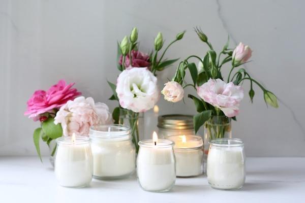 candele senza cera video