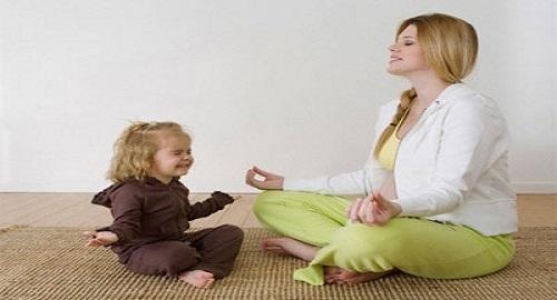 yoga per bambini deajunior
