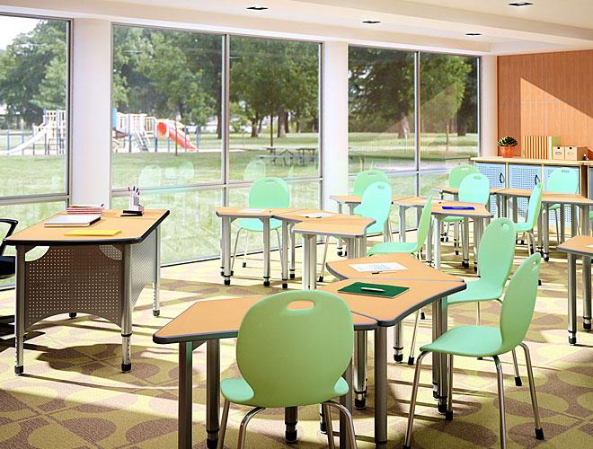 Collaborative Classroom Furniture ~ Scuola in finlandia ecco perchè è la migliore del mondo