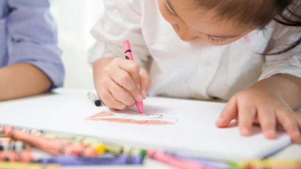 mandala per bambini benefici