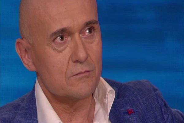 """Alfonso Signorini Confessa: """"Mi manca un figlio"""""""