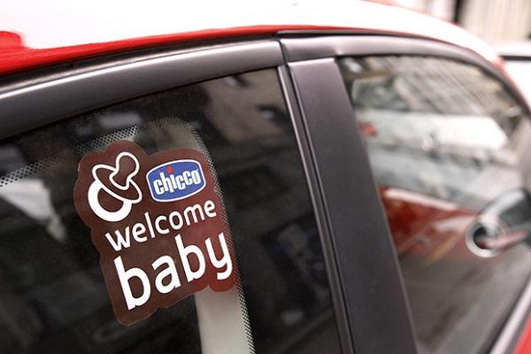 Welcome Baby: il Car Sharing con Seggiolino di Chicco ed Enjoy
