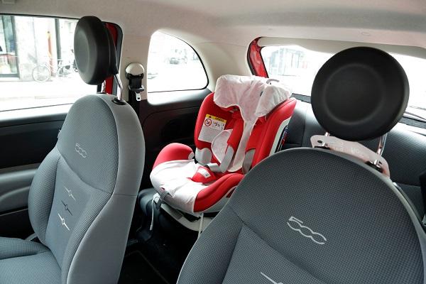 Car Sharing con Seggiolino di Chicco ed Enjoy