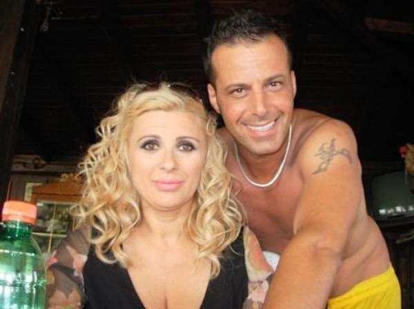 Tina Cipollari e il marito