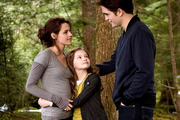Come è Diventata la Figlia di Edward e Bella di Twilight
