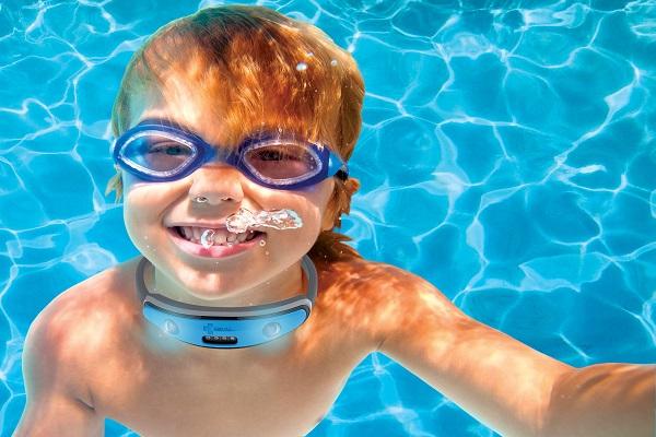 Bambini Annegati: Papà Inventa Collare Salvavita