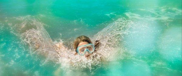 annegamento secondario bambini