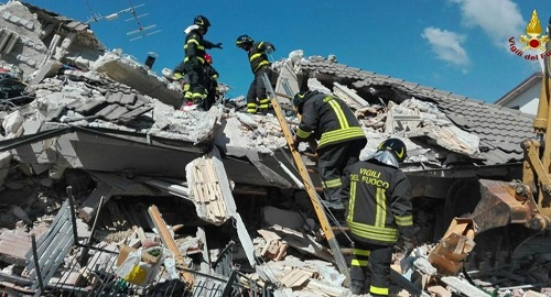 raccolta fondi terremoto truffe