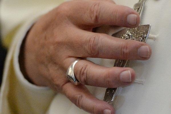 Croce di Papa Francesco significato