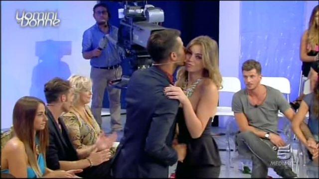 Uomini e Donne, Aldo Palmeri e Alessia Cammarota amore finito definitivamente?