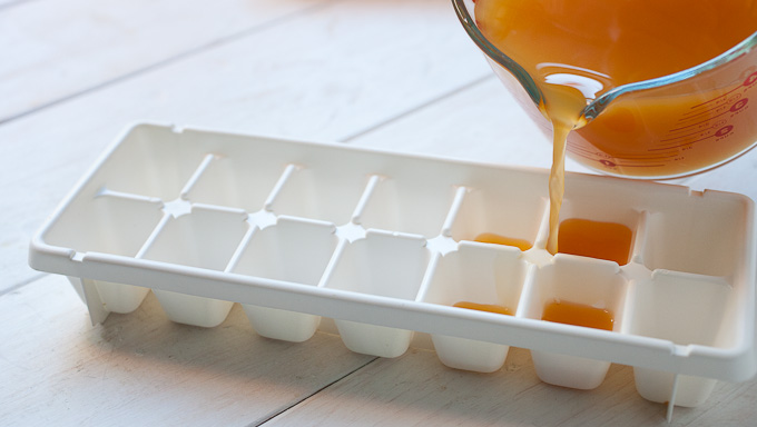come usare le vaschette per il ghiaccio idee