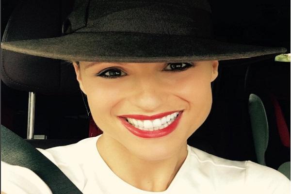Belen Rodriguez a Striscia la Notizia: promossa a pieni voti!
