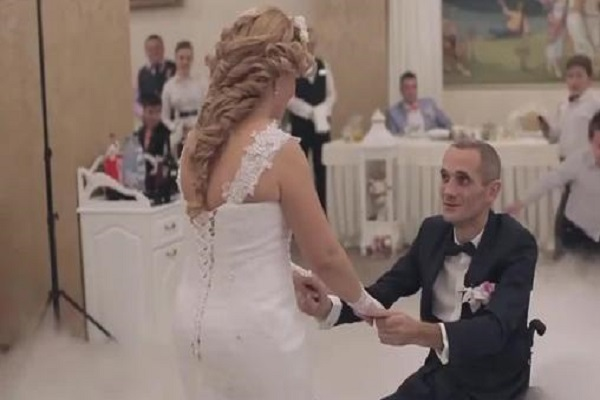 sorpresa al matrimonio