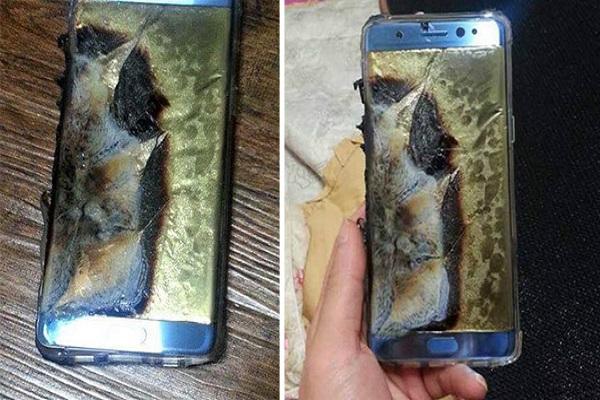 Samsung Blocca la Produzione del Galaxy Note 7