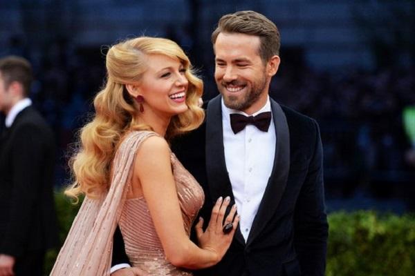 Blake Lively ha partorito: secondo figlio da Ryan Reynolds