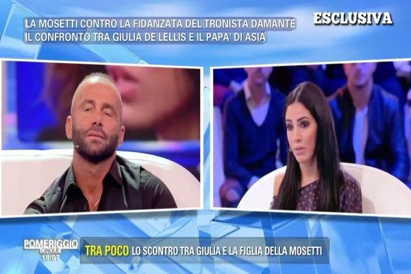 Giulia e Asia del GF Vip: Nuccetelli Denuncia i Fans della De Lellis