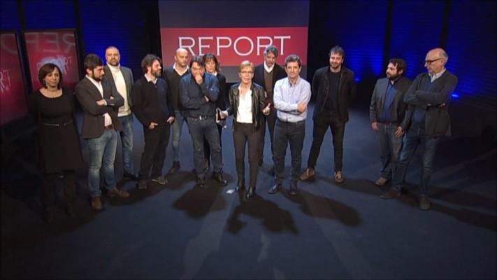 Report, Milena Gabanelli lascia la conduzione