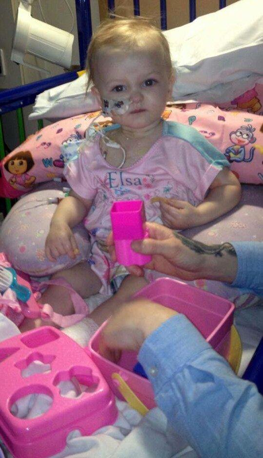 Bambina morta perché malata dii tumore