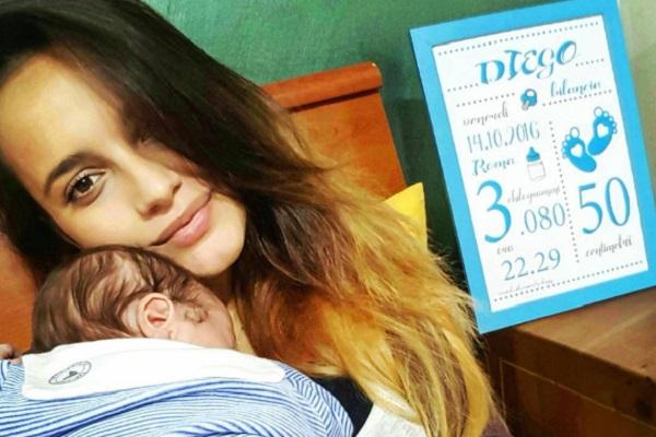 Noemi Piarulli: un Figlio Social ma NON Troppo