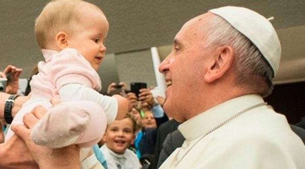 papa francesco e aborto