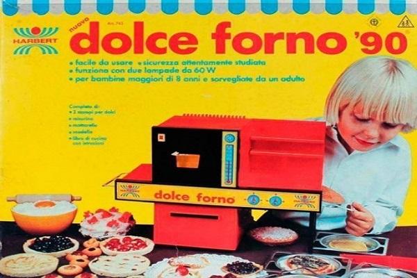 Giochi anni 39 90 che facevano sognare i bambini - Dolce forno gioco ...
