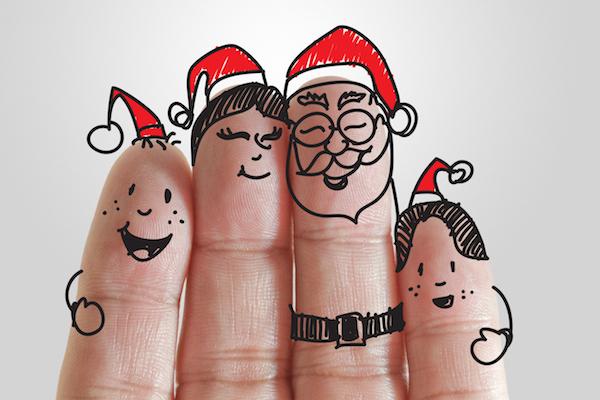 Raccontare ai bimbi di Babbo Natale - Maria Montessori